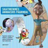 Skaitmeninės animacijos pagrindų viršelis